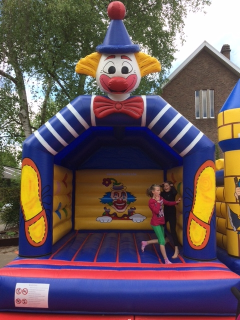 Sprinkasteel: Clown